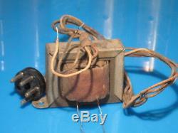 Zenith Radio Parts, Original Push Pull 6v6 Ten Tube Out Put Transformer