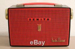Zenith Radio Santa Monica NIB