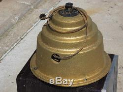 Zenith Radio Speaker 1937 With Bee Hive Cover