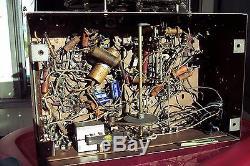 Zenith Radio Walton 12s 267 shutter dial tube radio chassis