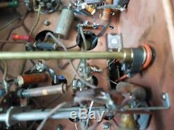 Zenith Radio Walton large tuning ring/dial belt/small power tuning belt