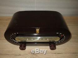 Zenith TUBE LIFE SAVER, amerikanisches 5 Röhrenradio Typ M 520T, 110V, 1952