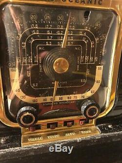 Zenith TransOceanic 8G005YTZ1 1948-49 SW Tube Radio Works Tested