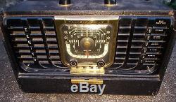 Zenith Trans-Oceanic Radio Model 8G005Y 1949-1951 Works
