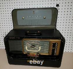 Zenith Trans-Oceanic Radio Model H500 1951-53