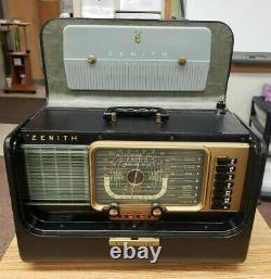 Zenith Trans-Oceanic Radio Model H500 1951 Operational