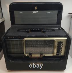 Zenith, Trans Oceanic multi-band short wave receiver