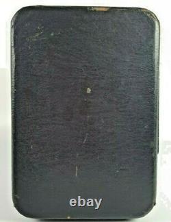 Zenith Trans-oceanic Radio Model 8G005YTZ1 1948 For Parts Or Repair, No Tubes