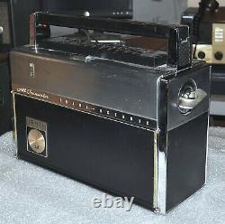 Zenith Trans-oceanic Royal 3000 All Transistor Model Vintage Works Good