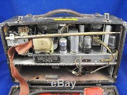 Zenith Transoceanic 7G605 Bomber (unrestored)