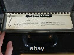 Zenith Transoceanic R600 Wave-magnet Am Shortwave Radio Receiver Works