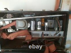 Zenith Transoceanic Radio Model 7G605 Bomber