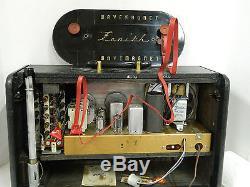 Zenith Transoceanic Radio Model G-500