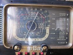 Zenith Transoceanic Shortwave Radio H500