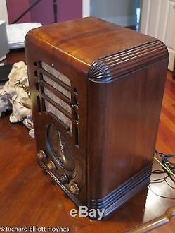 Zenith Tube Radio 5-S-127 (5S127) from 1937 for Sale