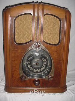 Zenith Walton Radio 12 S 232