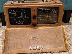 Zenith Wave Magnet Radio Model 6G601M
