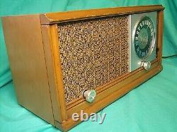 Zenith X323 Radio 7 Tubes 1961 Excellent Condition