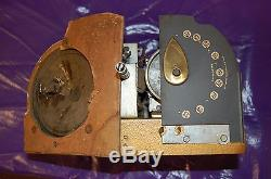 Zenith antique deco radio Model 6D326